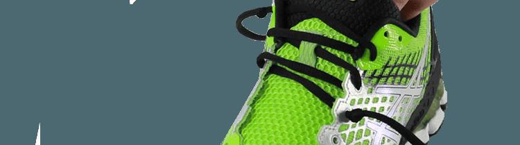 triatlon snørebånd