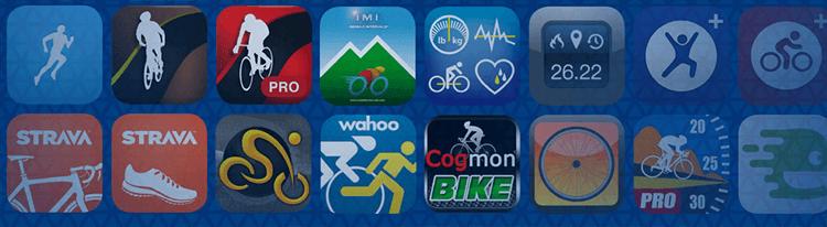 Wahoo fitness app's