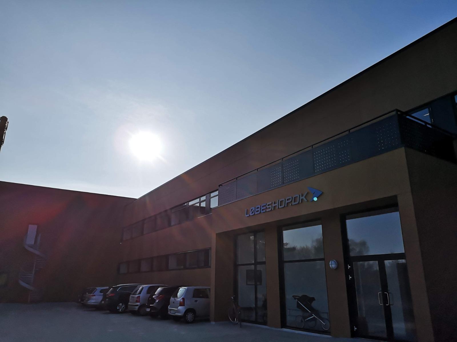 Hjulfabrikken facade